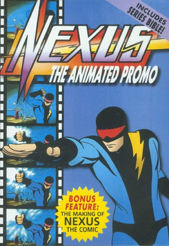 Nexus Animated DVD