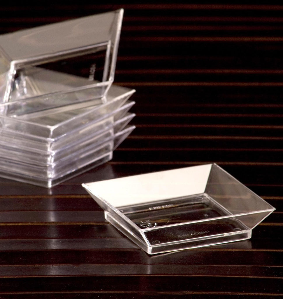 Mini trays - set of 5