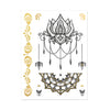 wholesale flash tattoo henna, wholesale metallic temporary tattoos, henna nail cuticle tattoo