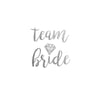 2 PACK Team Bride