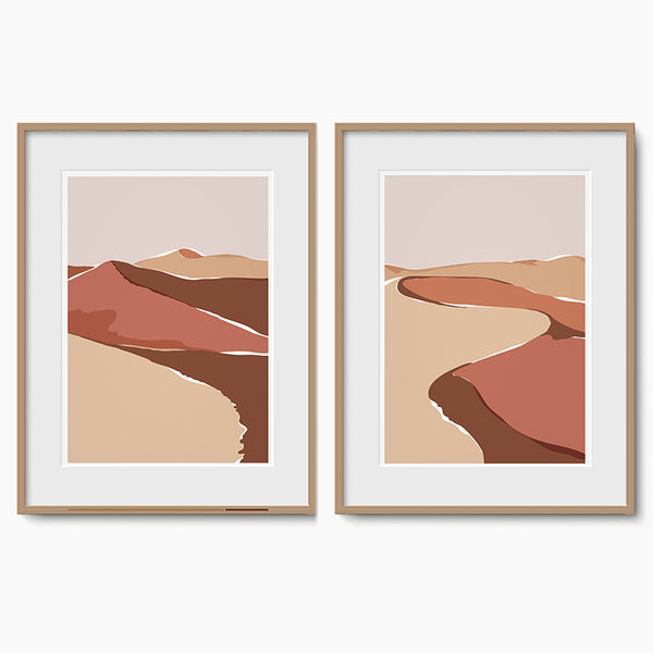 Sahara - Set of 2