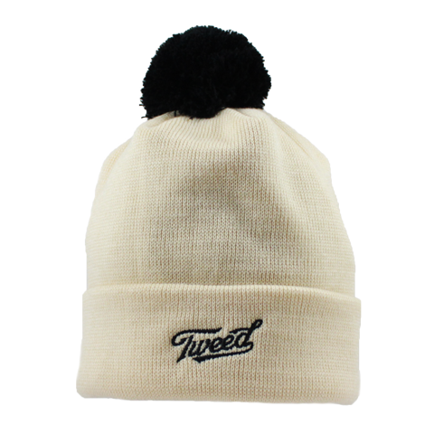 Tweed Natural Toque