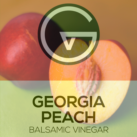 Georgia Peach White Balsamic