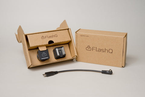 FlashQ Trigger Kit (MIDNIGHT BLACK, model T1-S)