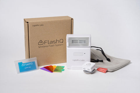 NEW FlashQ Q20 (WHITE)