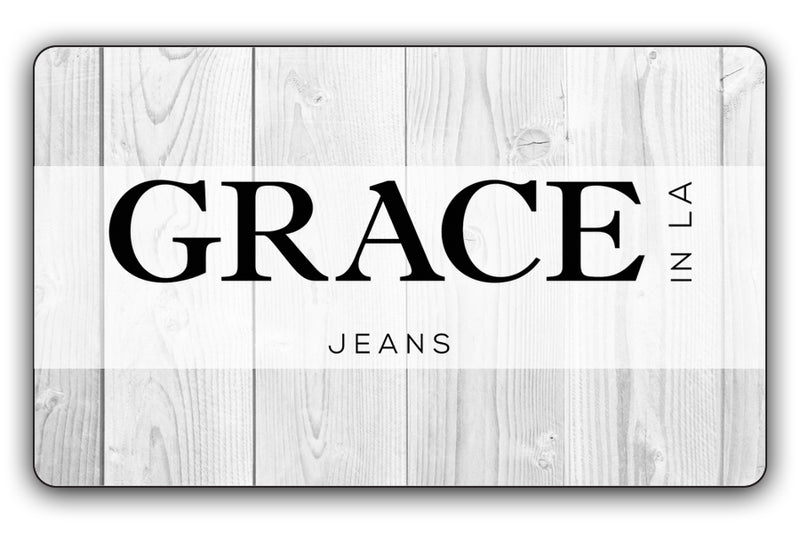 Grace Gift Card