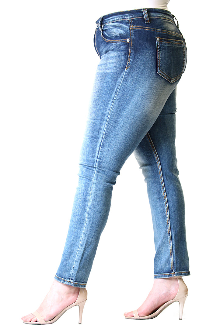 4b8ac29b87fd Grace in LA Jeans - Women's Embellished & Embroidered Vintage Jeans