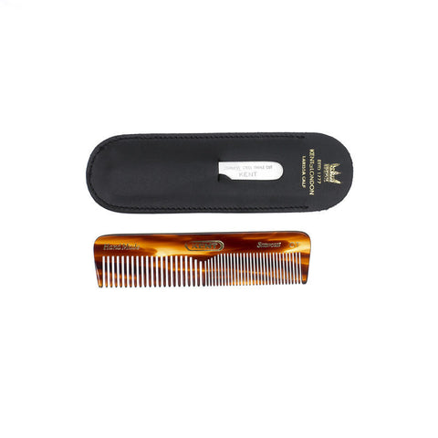 Comb & File with Black Case