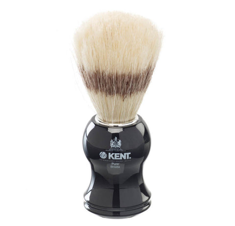Black Pure Bristle Brush