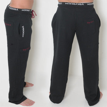 KOOGA LIBERTY RUGBY TRAINING/LEISURE PANT BLACK