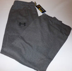 UNDER ARMOUR CUFFED COLDGEAR RUGBY TRAINING/LEISURE STORM PANT-CHARCOAL