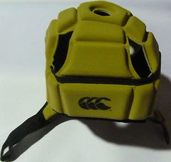 CANTERBURY ARMOUR RUGBY HEADGUARD-SAND