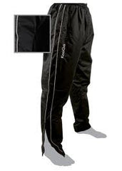 KOOGA TEAM TRACK RUGBY TRAINING/LEISURE PANT BLACK/WHITE