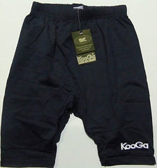 KOOGA JUNIOR POWER RUGBY CYCLE COMPRESSION SHORTS-NAVY