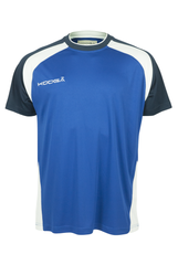 KOOGA MENS TRAINING/OFF FIELD RUGBY POLY PANEL TEE ROYAL