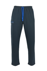 KOOGA MENS TRAINING/OFF FIELD OPEN HEM PIPED RUGBY JOGGERS NAVY