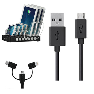 Micro USB Kabel - Adapter - Dock