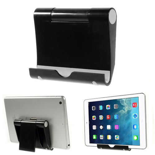 tablet telefon peacock position stander sort tabletholder bord tabletcovers dk. Black Bedroom Furniture Sets. Home Design Ideas