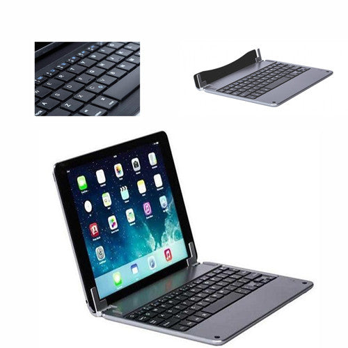 iPad Air 2 Xceed CoverKey Wireless Keyboard Dansk Space Grey
