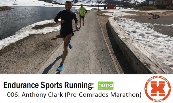 006: Endurance Sports Running - Anthony Clark