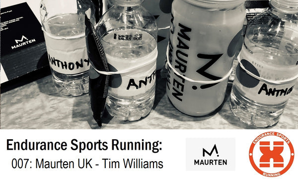 007: Endurance Sports Running - Maurten - Tim Williams