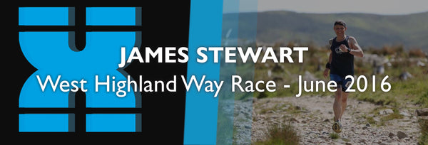 James Stewart West Highland Way Race June 2016