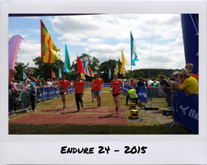 4th place @run24uk Mizuno Endure 24 trail race with Team Profeet @profeetcustom