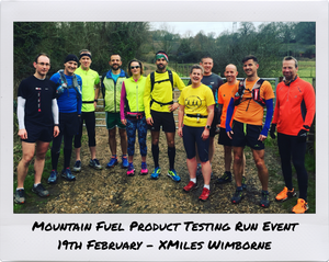 Mountain Fuel Product Testing Run Event