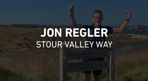 John Regler Stour Valley Way Xmiles