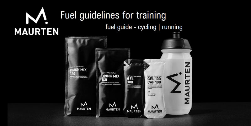 Maurten Fuel Guides