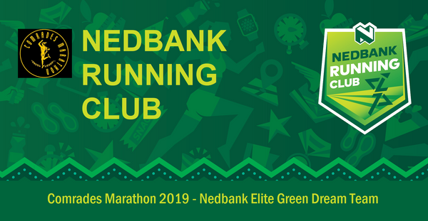 Comrades Marathon 2019 - Nedbank Elite Green Dream Team