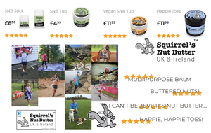 Squirrel's Nut Butter UK - Our Journey