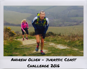 Runners Blog - Race Report - The Jurassic Coast Challenge 2016 – by Andrew Olden