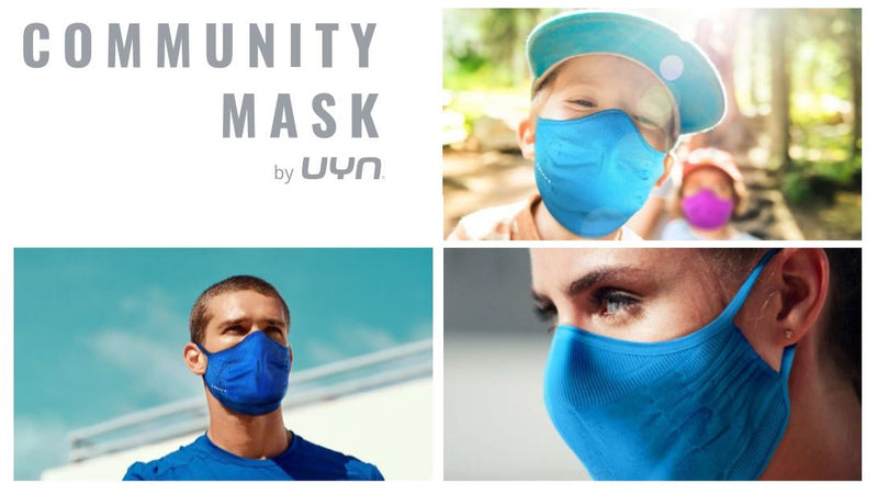 UYN Community Mask coming to XMiles