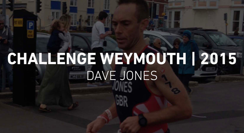 Race Report - Challenge Weymouth - Dave Jones - 2015