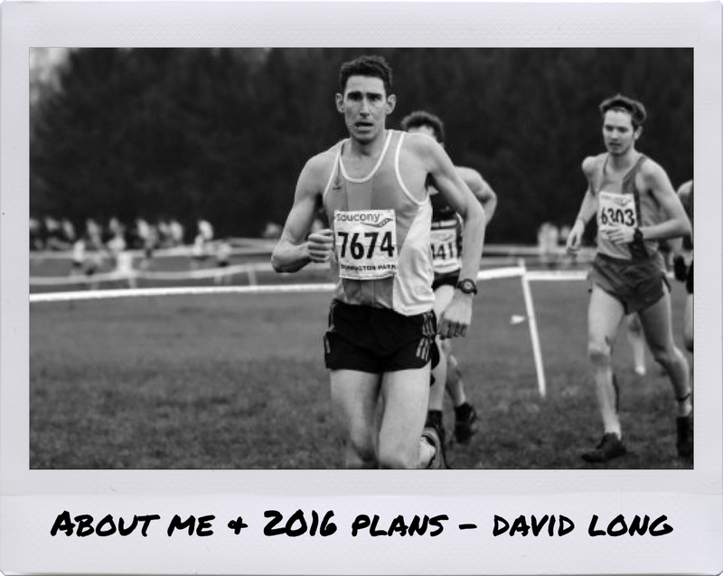 About me and my plans for 2016 - by David Long @Longy5000