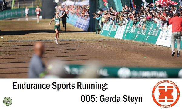 005: Endurance Sports Running - Gerda Steyn