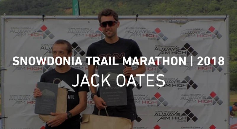 Race Report - The Scott Snowdonia Trail Marathon - New Course Record - 2018 - Jack Oates