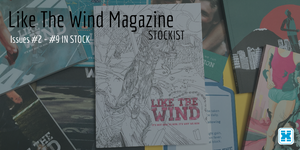 Like The Wind Magazine Stockists