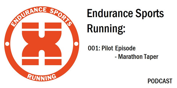 001: Endurance Sports Running Podcast