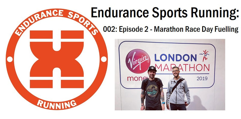 002: Endurance Sports Running Podcast
