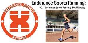 003: Endurance Sports Running - Paul Navesey