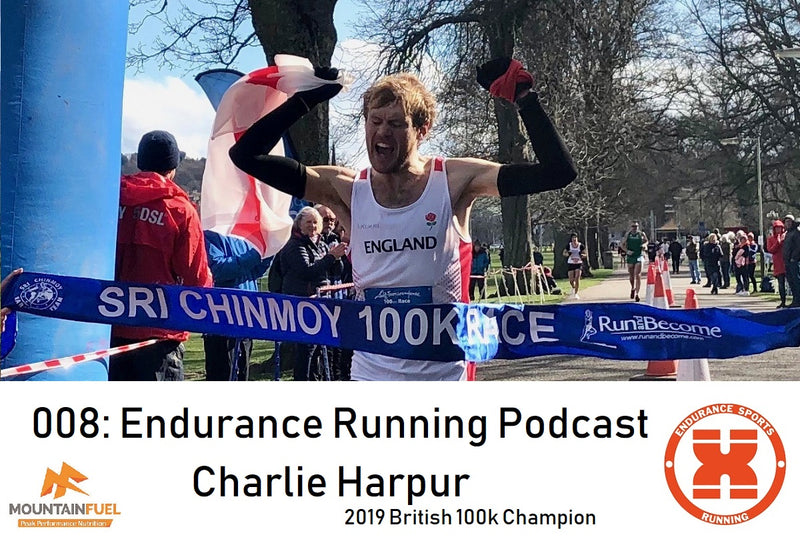 008: Endurance Sports Running - Charlie Harpur