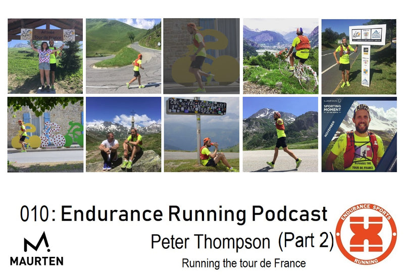 010: Endurance Sports Running - Peter Thompson (Part 2)