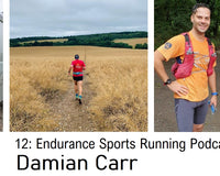 012: Endurance Sports Running - Damian Carr