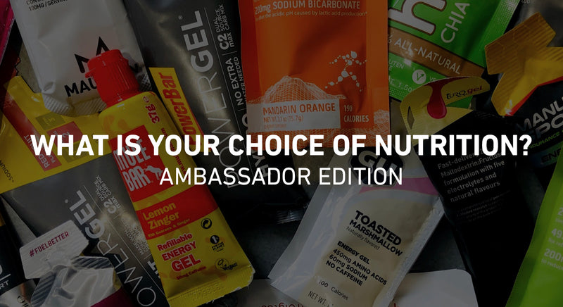 XMiles choice of nutrition for race day fkt attempts