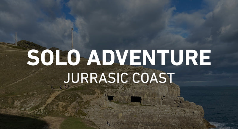 Solo Adventure - Jurassic Coast
