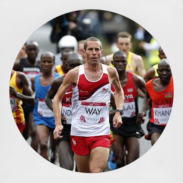 Steve Way joins the 2016 Brand Ambassadors Team