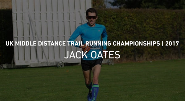 Race Report - UK Middle Distance Trail Running Championships - 2017 - Jack Oates