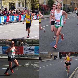 Impressive Running from the XMiles Team & Ambassadors @londonmarathon